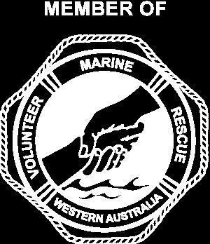 Member of Volunteer Marine Rescue Western Australia